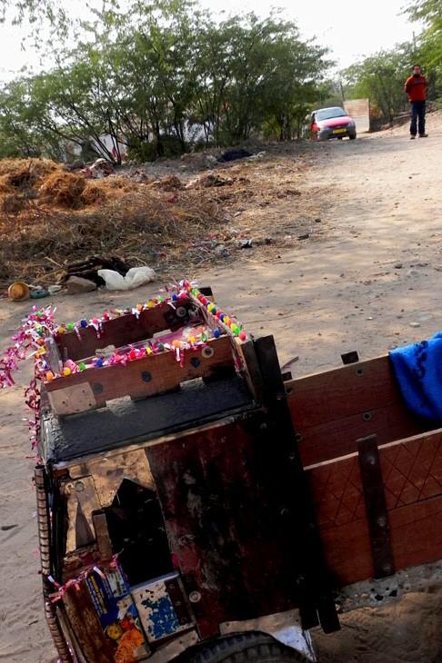 Gujarat_Khavda_ModelTruck