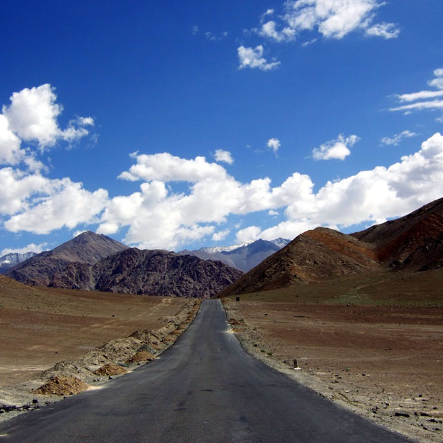 Leh - Road to nowhere