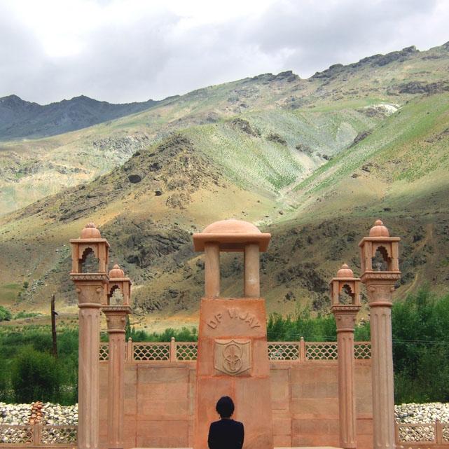 Leh - War memorial