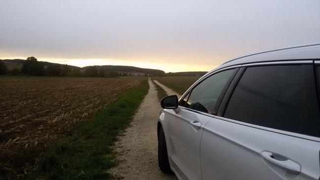 Augsburg - Pit stop car