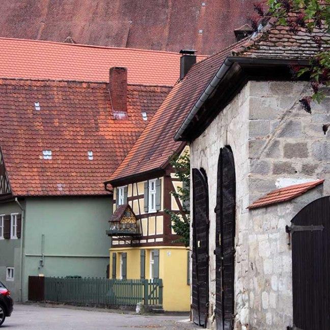 Dinkelsbuehl - Tiny house