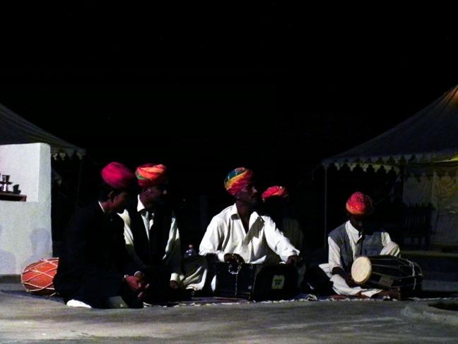 Jaisalmer - Musicians