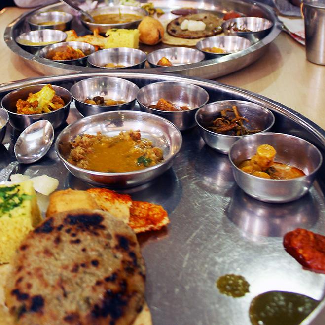 Jodhpur - Thali