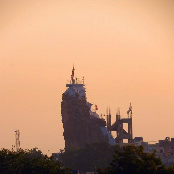 Jodhpur - Towering temple