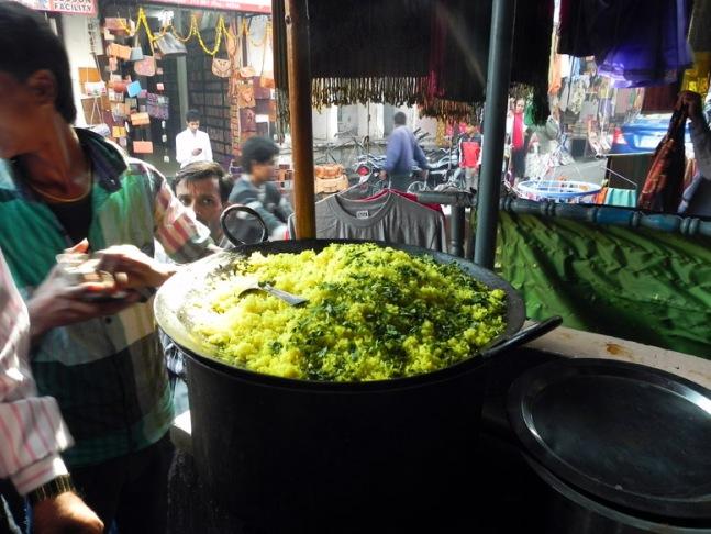 Udaipur - Poha