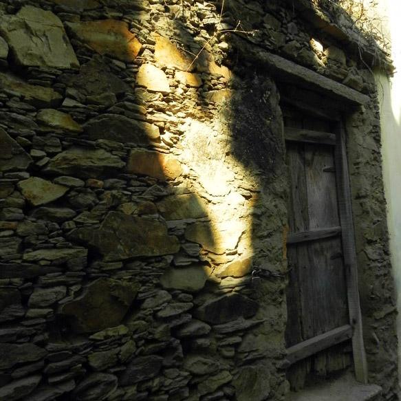 Udaipur - Stone hut