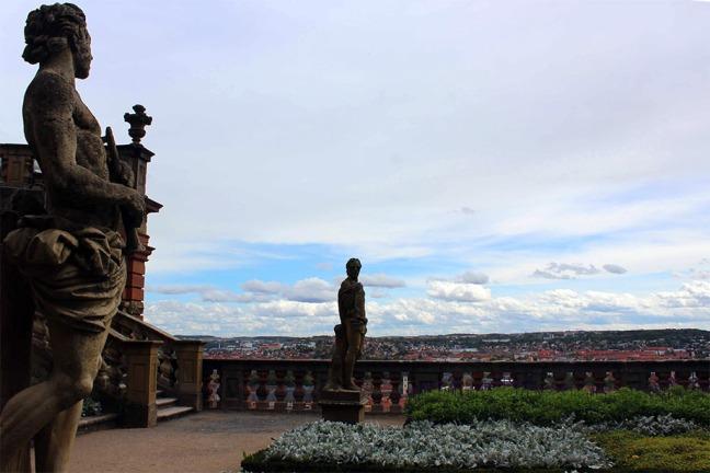 Wuerzburg - Castle garden 4