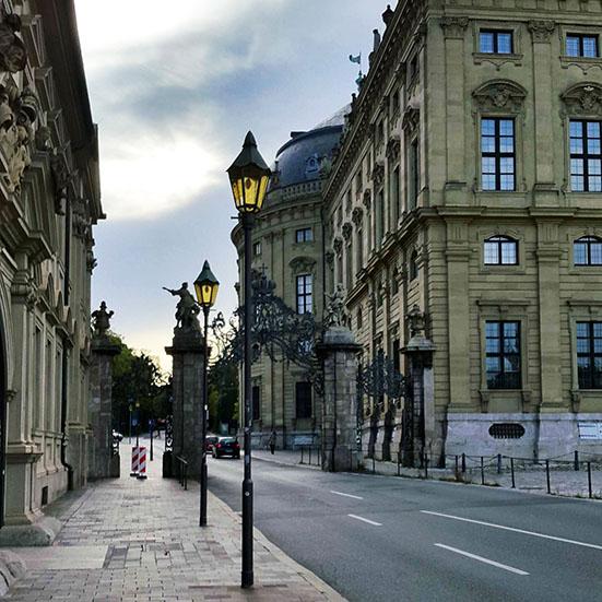 Wuerzburg - Street
