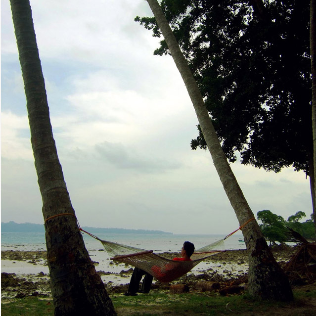 Andamans-Havelock-Hammock