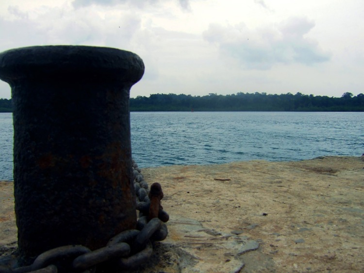 Andamans-Havelock-Jetty