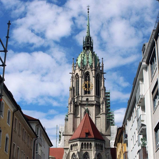Munich - Cathedral