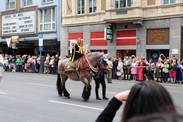 Munich - Parade queen