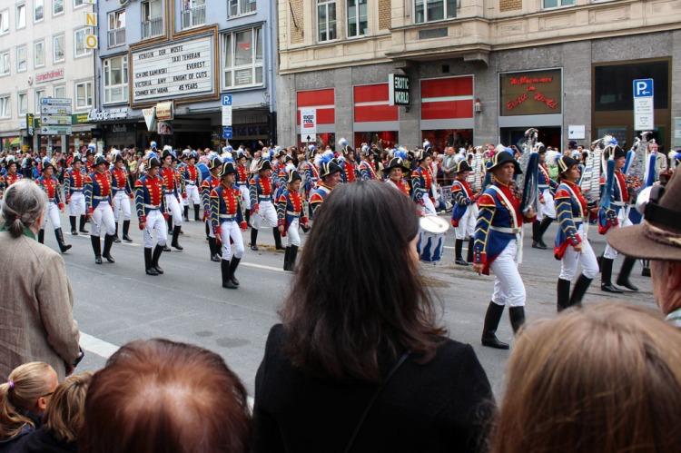 Munich - Parade soldiers