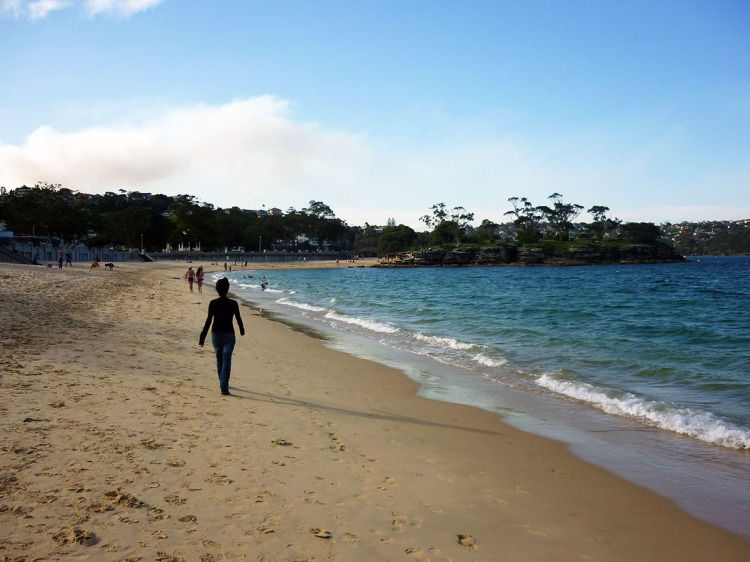 Sydney - Balmoral beach 1