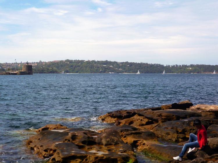 Sydney - Mrs McQuaries Road Inlet