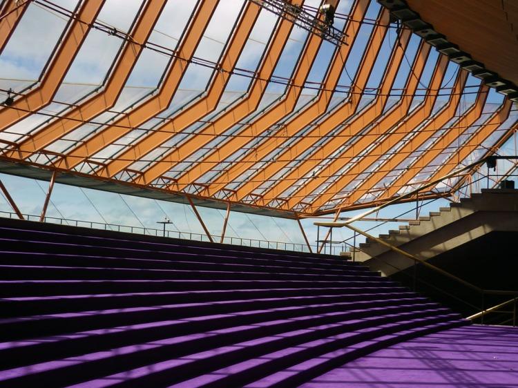 Sydney - Opera House indoors