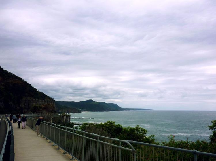 Sydney - Southern highlands ocean road
