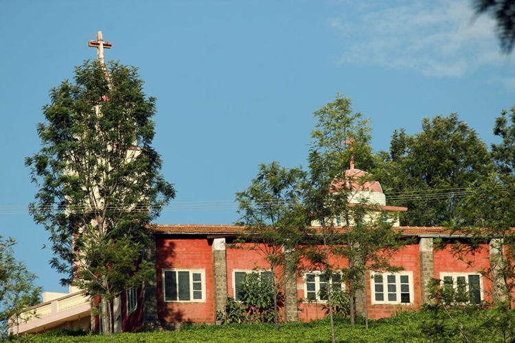 Coonoor - Great escape - Church close-up
