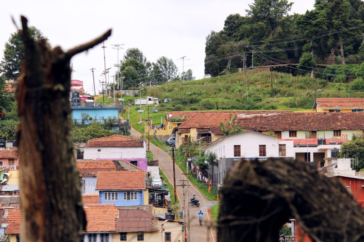 Coonoor - Local houses
