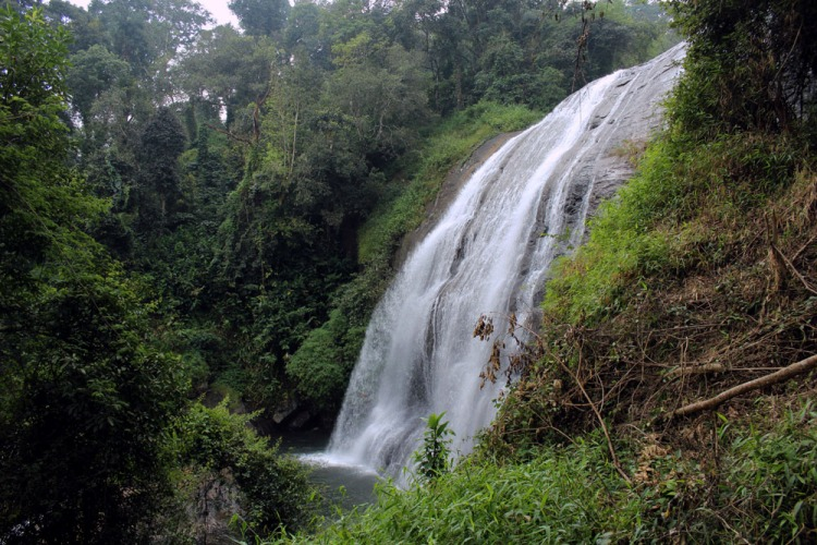 Coorg - Chelevra falls