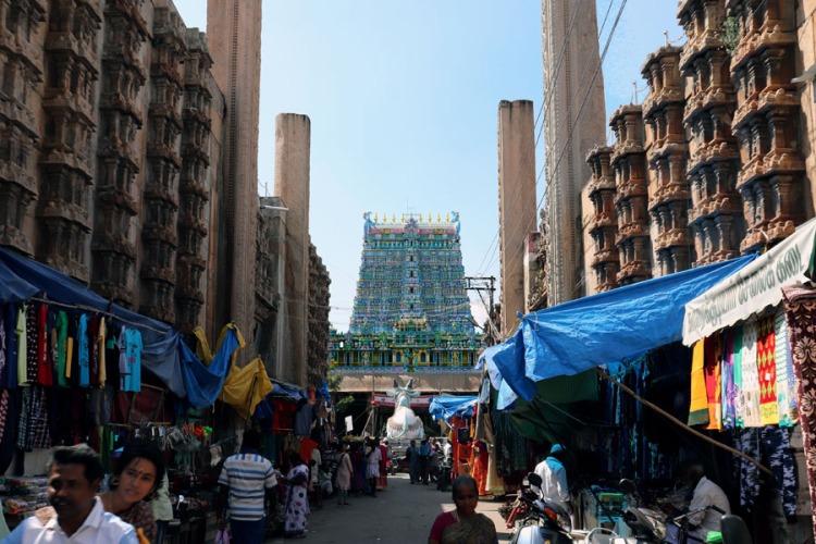 Madurai - Street