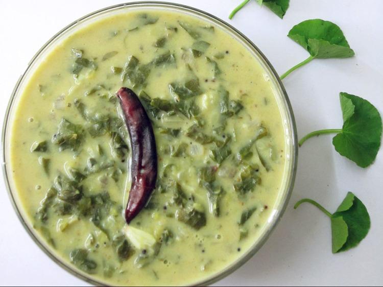 Kootu - vegetables and lentils - Taamil Nadu